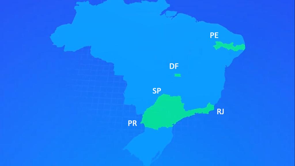 mapa do brasil amil s80